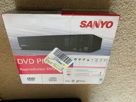 New ...  SANYO DVD Player  Reproductor DVD player (FWDP 105F)