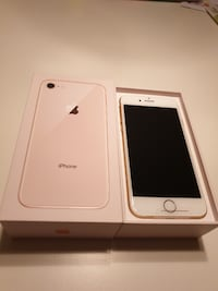 Apple iPhone 8  6243 km