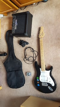 Stratocaster electric guitar kit