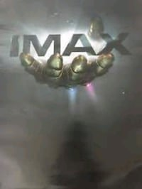 Avengers Infinity War Regal (X-large) IMAX poster  Maryville, 37801