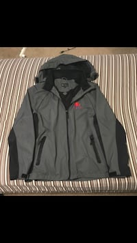 Mens Fersten Worldwide Spring Jacket. Size Large. Like New!