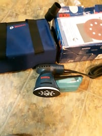 Bosch sander,  new  Lakewood Township, 08701