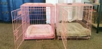 Pink Small Pet Crates Avondale