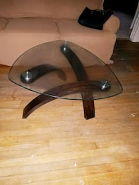round glass top coffee table Lincoln Park, 48146