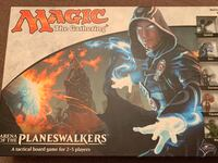 Magic the Gathering - Arena of the Planeswalkers board game. BNIB Ajax, L1T 1V1