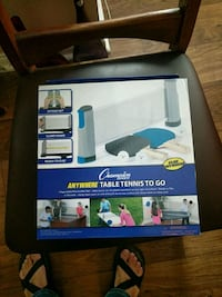 black flat screen TV with remote Chattanooga, 37415