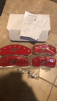 MGP Focus ST caliper covers  Silver Spring