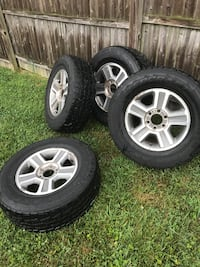Ford F-150 wheels and tires Richmond, 40475