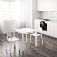 2 Table IKEA  null