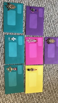 six assorted color iPhone cases Rocky Hill, 06067