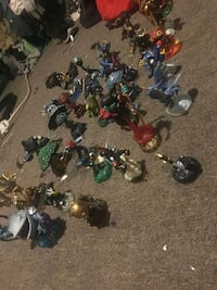 Skylanders figures 33 Fall River, 02724