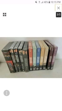 Law and order svu complete seasons 1-17 Reading, 19604