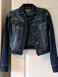 Women's XS Jean Jacket Surrey