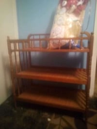 Solid Wood Intafant Changing Table Macon, 31216