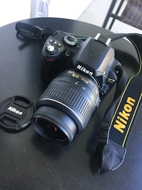 Nikon DSLR Professional Camera