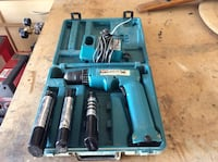 Blue and black makita cordless power drill Brentwood, 94513