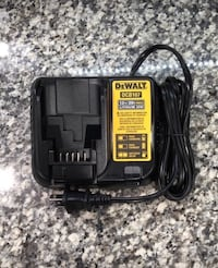 New 1.5 AMP Dewalt DCB115 12V / 20V MAX Lithium Ion Battery Charger  Hilliard, 43026