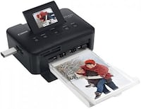Canon SELPHY CP800 (Black) Compact Photo Printer Bowie, 20720
