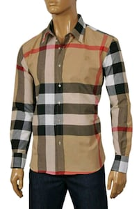 red, gray, and black plaid dress shirt Pleasant Hill, 94523