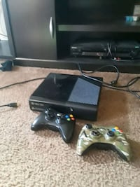 Xbox 360 console with 11 games Manassas, 20110
