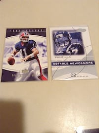 QB Football cards