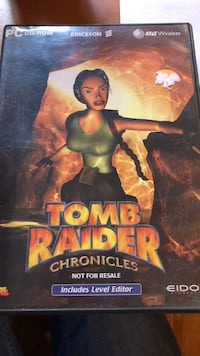 Tomb Raider Chronicles - PC Chicago, 60640