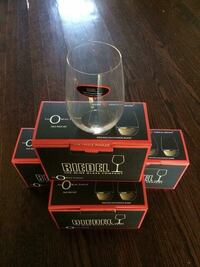 Riedel Stemless Wine Glasses 548 km