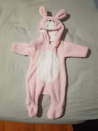 Snugabye Girls 5-8lb Bunny suit Mississauga