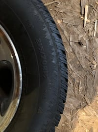 black vehicle wheel and tire Denville, 07834