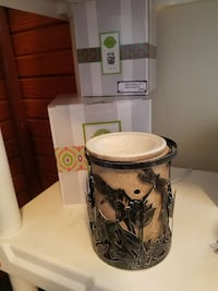 Spring creek scentsy wax warmer