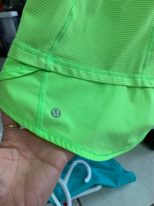 Tank top lululemon size 6,8,10, ($12 each ) 7