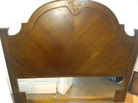 Solid wood head board South Bend, 46613