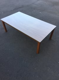 Glass Topped Coffee Table : sell to best offer by Sat 10/12 NASHVILLE