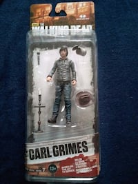 The Walking Dead Carl Grimes Figurenpackung