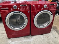 """Lg 27"""" Front Load Washer and Dryer Gas set  New York, 10459"""