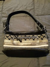 brown coach handbag San Francisco