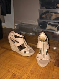 Guess shoes size 8  Toronto, M3C 1B7