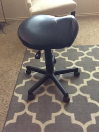Saddle Seat Hairstylist cutting chair- Excellent condition!