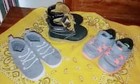 3 pairs of Toddler shoes~$5.00 Each Somerset, KY, USA