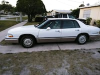 YEAR 1995 MODEL BUICK PARK AVENUE PRICE  $2000  Port Charlotte, 33952
