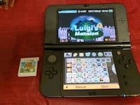 New Nintendo 3DS XL Custom Firmware Edmonton, T5K 1W3