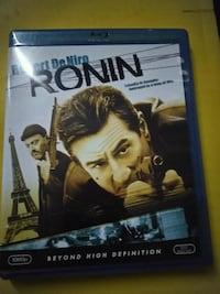 Ronin Blu-ray DVD Movie! Chicago