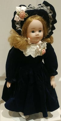 Porcelain Doll - Early 90s