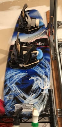 Hyperlite wakeboard older