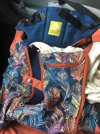 Iilly baby .... baby carrier is great condition  Louisville, 40299