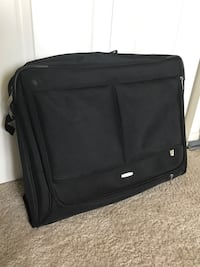 Large Garment Bag BLK Fort Myers