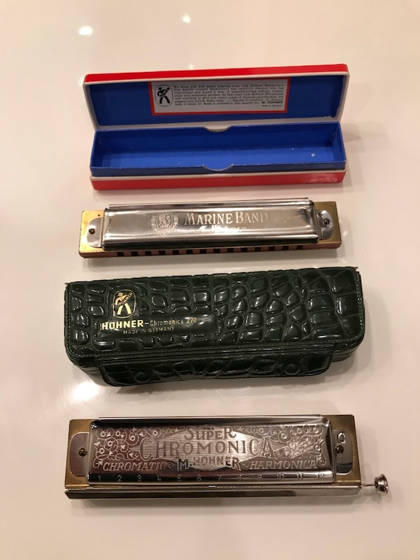 Harmonicas For Sale >> Used Hohner Harmonicas For Sale In Chicago Letgo