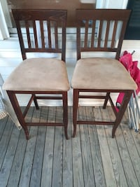 Pier 1 Import chairs brand new glass entertainment Baltimore, 21229