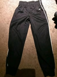 black and white Adidas track pants London, N6E 2B2
