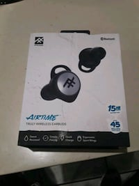 """""""Airtime""""  IFROGZ° TRULY WIRELESS EARBUDS"""